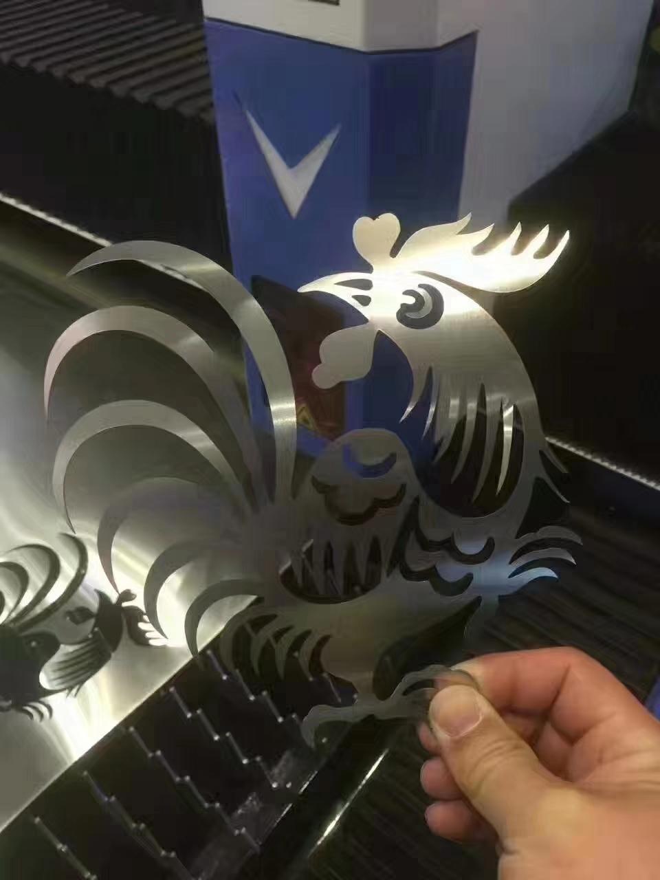 龙泰光纤激光切割机