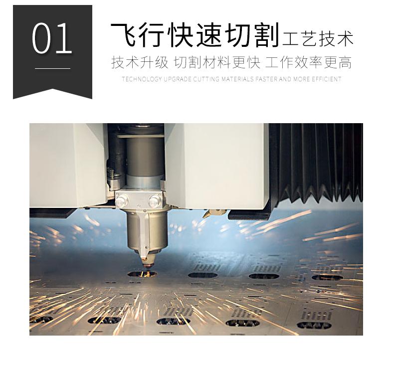 光纤激光切割机工艺